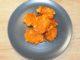 Τηγανίτες με γαλοπούλα και τυρί που λιώνει