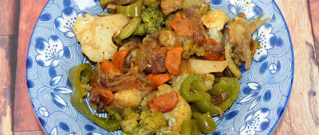 Λαχανικά σοταρισμένα