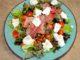 Σαλάτα με φέτα σπιτική
