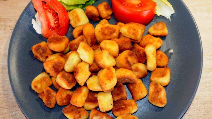 Νιόκι τηγανιτά