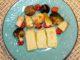 Νιόκι με ψητά λαχανικά